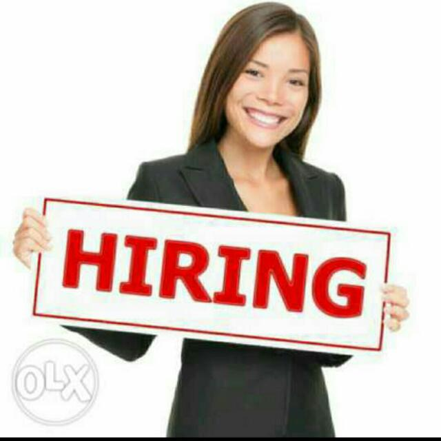 Looking For A Job? Work For Us In Taguig Or Cubao