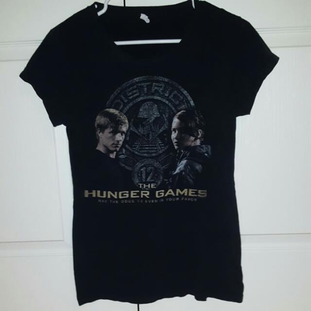 Medium Hunger Games Top