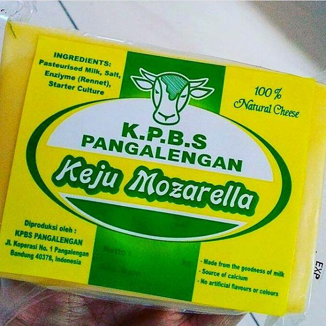 Mozarella KPBS Bandung
