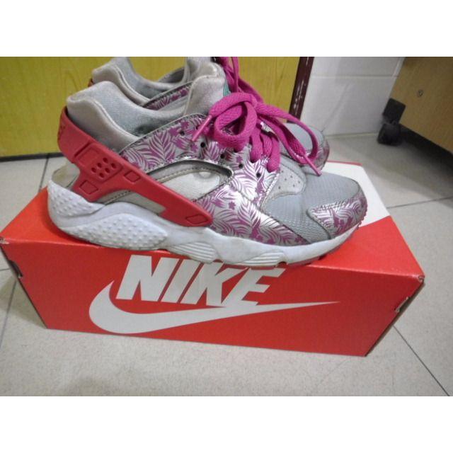 Nike Huarache 碎花武士鞋