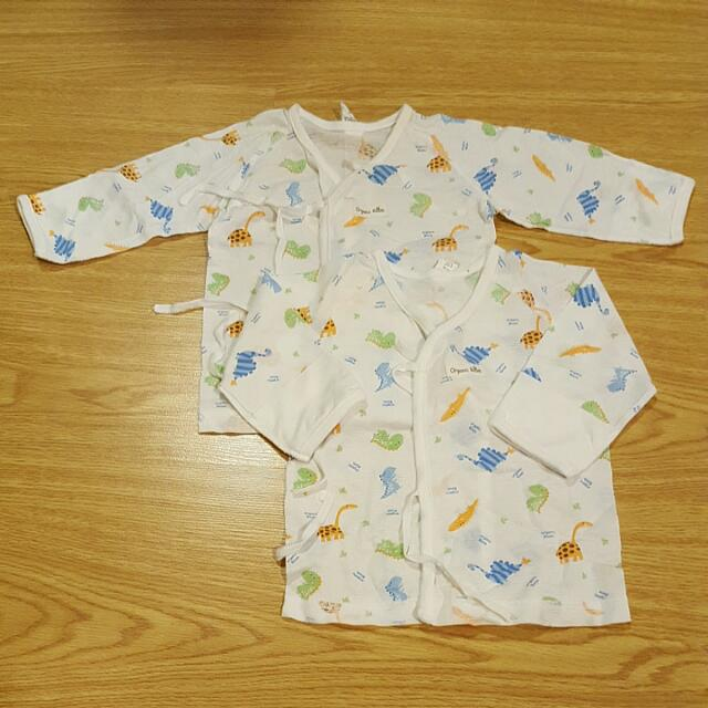 Organic Boom Newborn Clothes