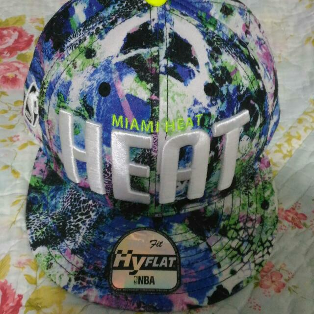Original Miami Heat Snapback For Only 600