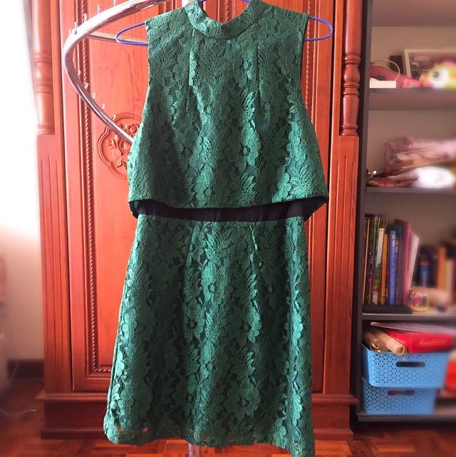Preloved Topshop Mini Dress