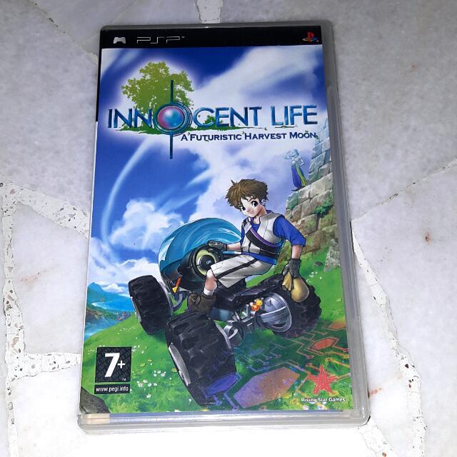 innocent life harvest moon