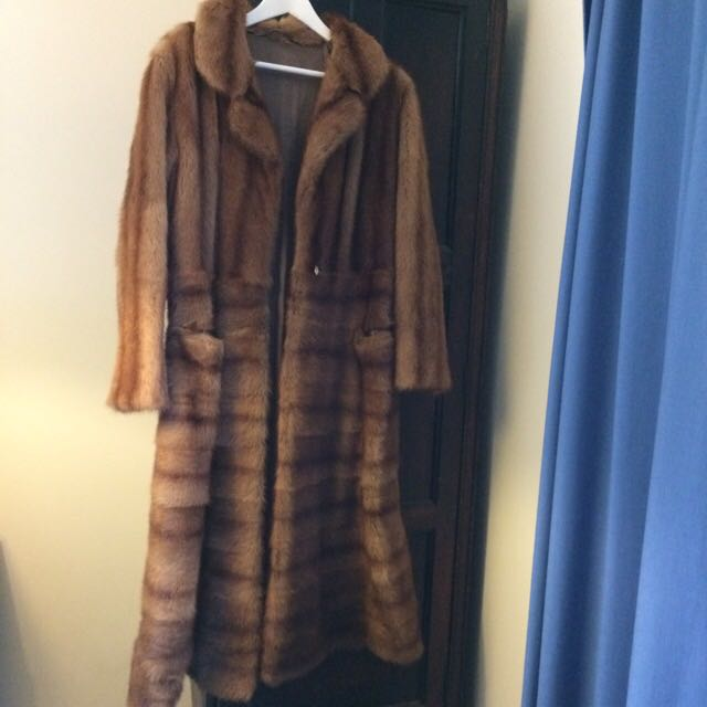 Price Reduced $150 from $200 - Real Fur Coat