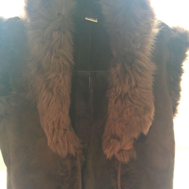 Real Fur Vest