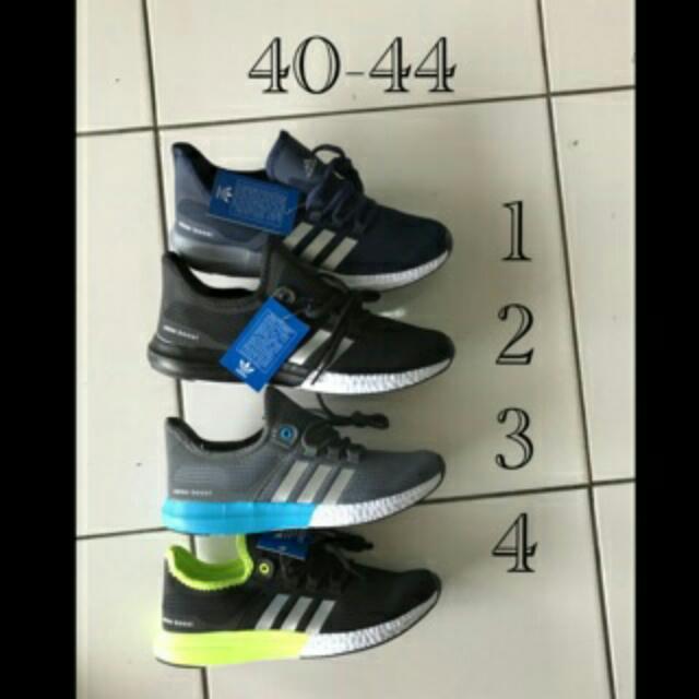 Sepatu Adidas Sonic Boost Running Pria Olshop Fashion