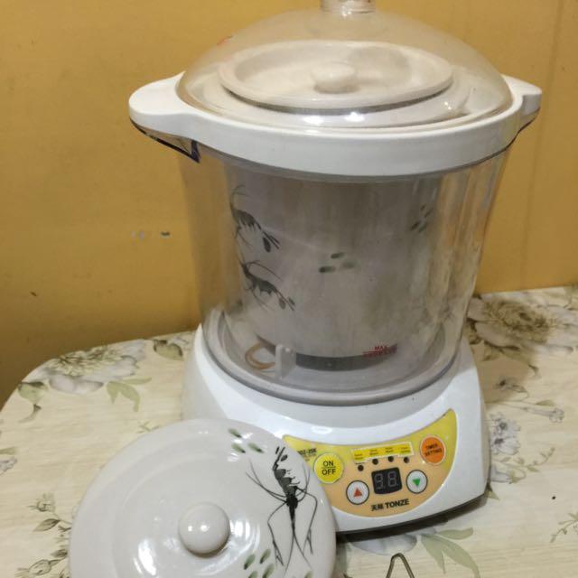 Slow cooker | bisa untuk merebus jamu agar khasiatnya tetap terjaga