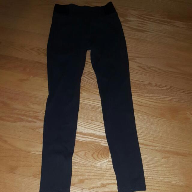 Small Black Dress Pants
