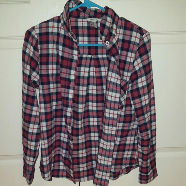 Small Flannel