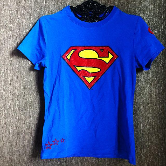SUPERMAN Super Girl t shirt