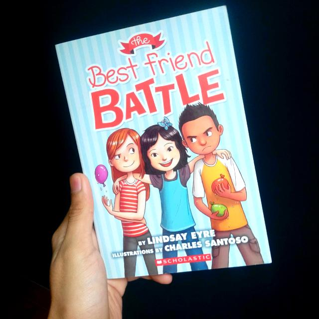The Best Friend Battle Lindsay Eyre