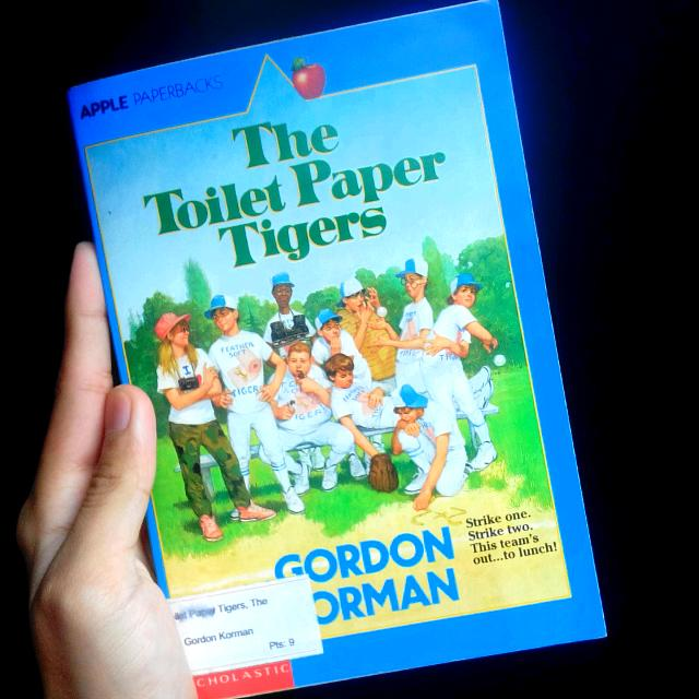 The Toilet Paper Tigers Gordon Korman