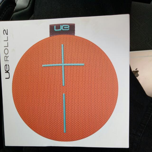 UE Roll 2 Speaker