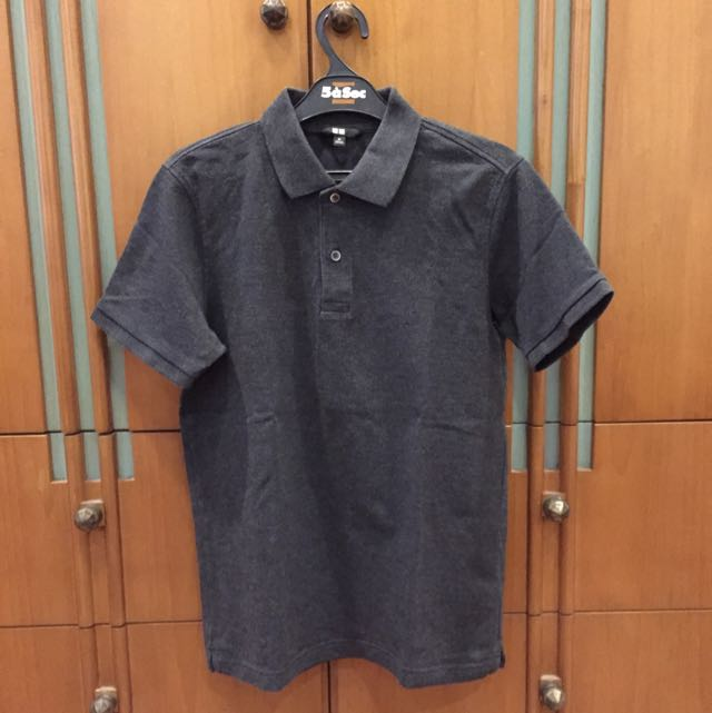Uniqlo Polo Shirt Size M Abu