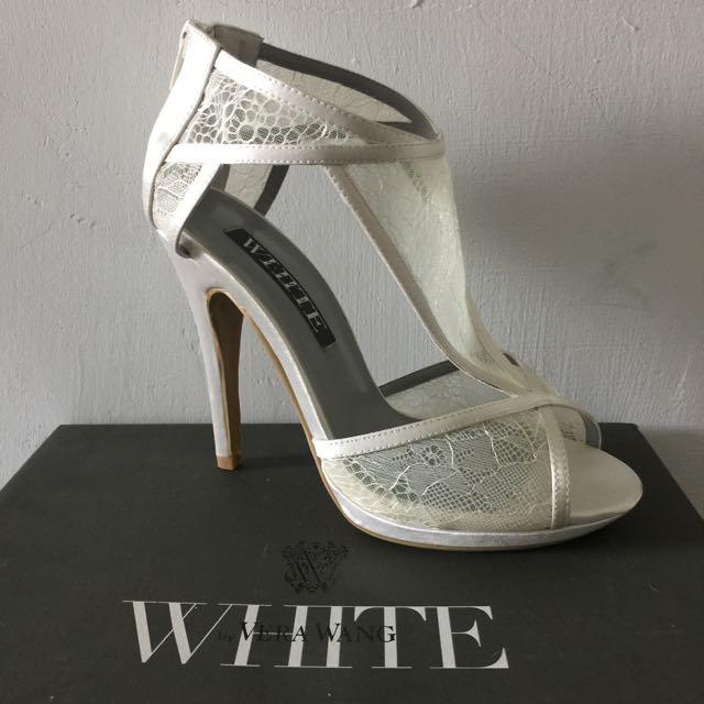 Vera Wang 品牌跟鞋