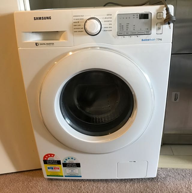 Washing Machine RRP $650