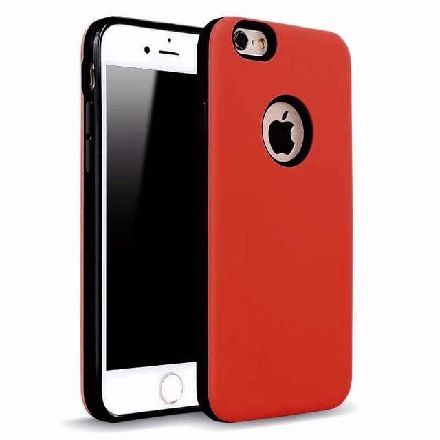 Watermelon Color Matte Shockproof iphone Case
