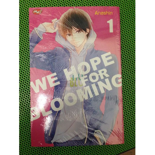 WE HOPE FOR BLOOMING VOL.1