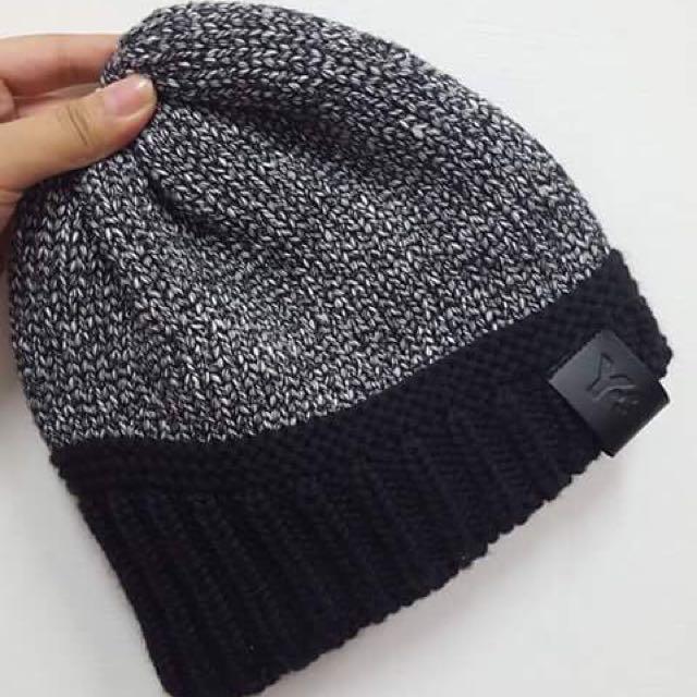 Y-3 毛帽
