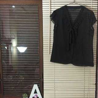 The Executive Formal See-through Shirt