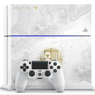 Limited Edition Ps4 In Mint Condition