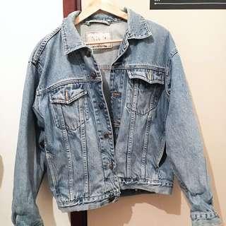(pending) Vintage Oversized Denim Jacket