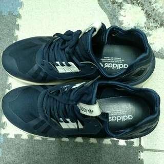 Adidas original tubular 藍 US10