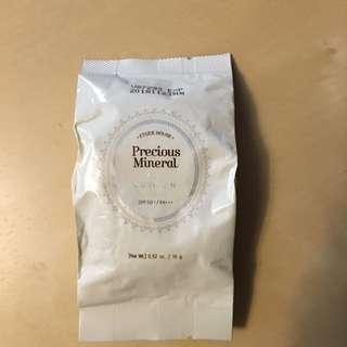 Precious Mineral Moist Any Cushion - Refill Natural Beige