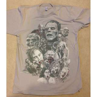 Zombie Shirt - Size: Medium