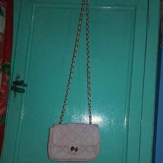Cute pink bag