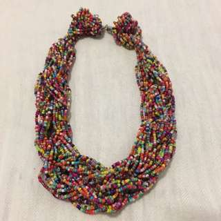 Multicolour Neckless