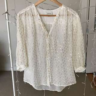 Country Road Sparkle Blouse