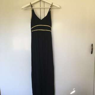 Beautiful Black Dress Size 6