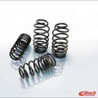 Swap - Eibach Lowering Spring With Stock Spring