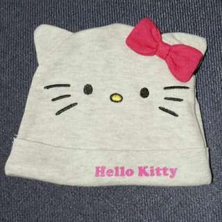 Baby Infant Cap Hello Kitty From Fox 3-6mths