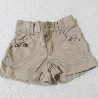 The Children's Place Nude Color Short