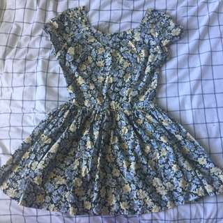 Laura Ashley Vintage Dress