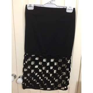 Mossman Skirt Size 10