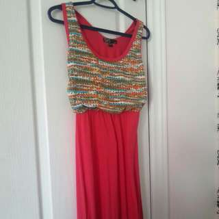 Summer Dress Size Small
