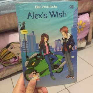 Novel Teenlit Alex's Wish
