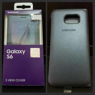 Jual MURAH Casing Samsung S6 ORIGINAL