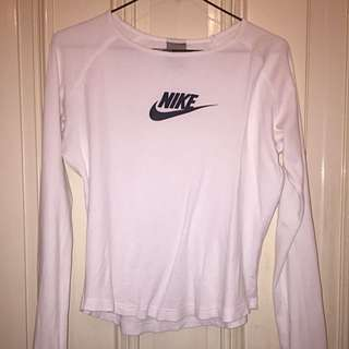 Nike Long-sleeve Gym Top