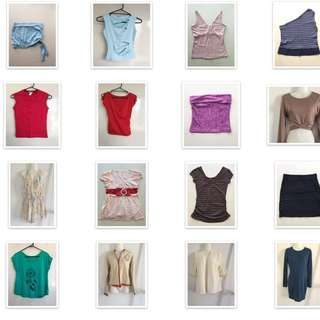 Clothes Size S Kookai Supre Etc