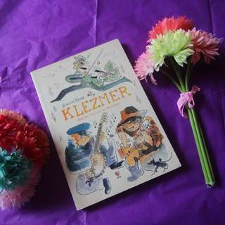 [Graphic Novel] Klezmer Book One: Tales of the Wild East by Joann Sfarr