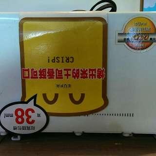 EUPA 半自動跳式電烤麵包機