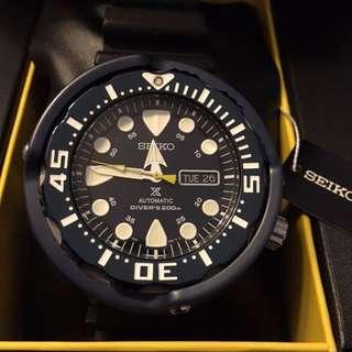 Seiko Prospex Diver Watch 50 Year Anniversary (Still under Warranty)