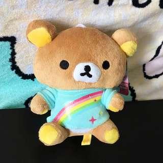 Brand New With Tag 15cm San-X Rilakkuma Plush Plushie Soft Toy