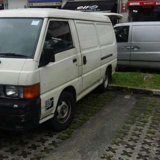 Multiple Vans available for rental!