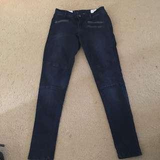 Lee Cooper Skinny Leg Jeans